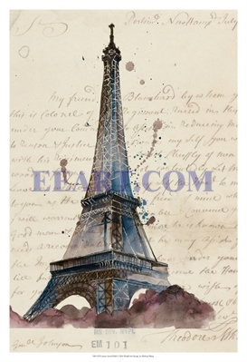 Letters from Eiffel