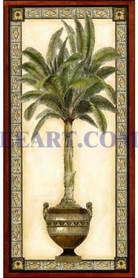 Red Bordered Palm II