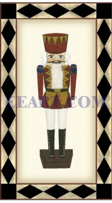 Small Nutcracker