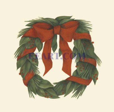 Small Holiday Wreath