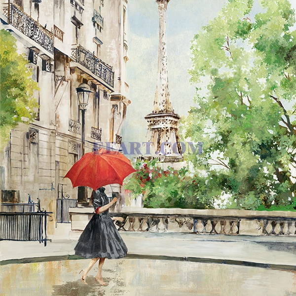 Paris Walk