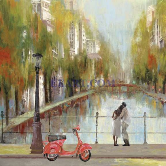 A Stroll to Remember  Print on Demand