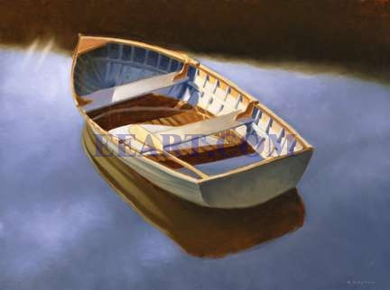 Rowboat Otter Lake II