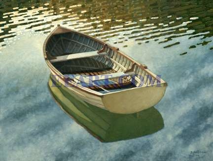 Rowboat Otter Lake I